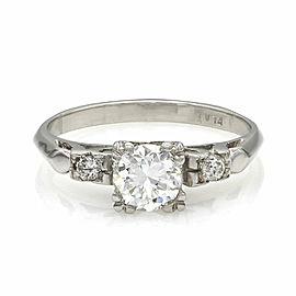 Diamond Engagment Ring in Platinum