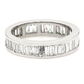 2.21ctw Diamond Eternity Band/ Ring in Platinum