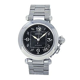 Cartier Pasha Stainless Steel Automatic Men's Watch W31074M7