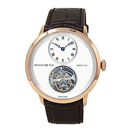 Arnold & Son UTTE 18k Rose Gold Manual Men's Watch 1UTAR.S02A.C120A