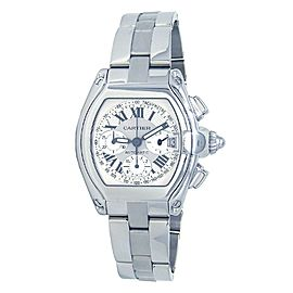 Cartier Roadster Stainless Steel Automatic Men's Watch 2618