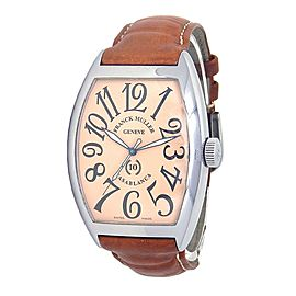 Franck Muller Casablanca Stainless Steel Automatic Men's Watch 8880 C