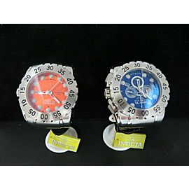 Invicta Liviathan Watch (Lot of 2) Model No. #6649 + #6654