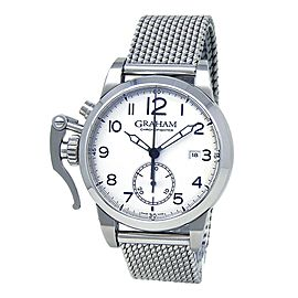 Graham Chronofighter 1695 Stainless Steel Automatic Men's Watch AN-2CXAS