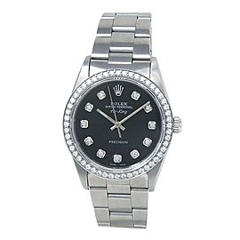 Rolex Air-King (X Serial) Stainless Steel Automatic Mid-Size 14000