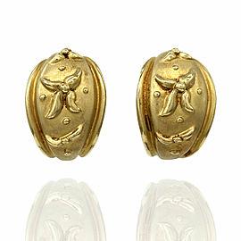 Kimberlee Teti Earrings in Gold