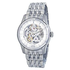 Oris Artelier Stainless Steel Automatic Men's Watch 0173476704051