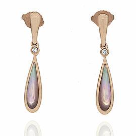 Kabana MOP Earrings in Gold