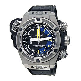 Hublot King Power Oceanographic Titanium Automatic Men's Watch 732.NX.1127.RX