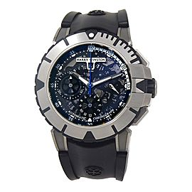 Harry Winston Ocean Sport Chronograph Zalium Automatic Men's Watch OCSACH44ZZ001