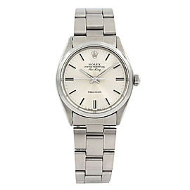 Stainless Steel Rolex Air-King 5500