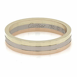 Gentlemans Cartier Trinity Weddng Band Ring