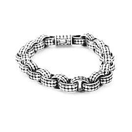 John Hardy Dot Bracelet SS