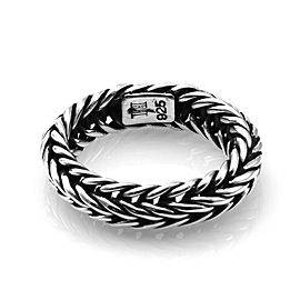 John Hardy Classic Flex Chain Eternity Ring