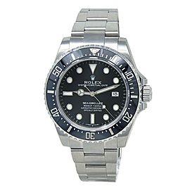 Rolex Sea-Dweller Stainless Steel Men's Watch Automatic 116600