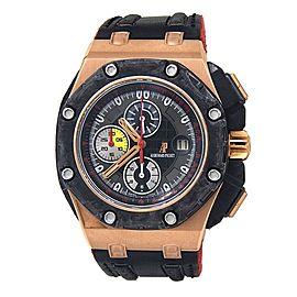 Audemars Piguet Royal Oak Offshore 18k Gold Men's Watch 26290RO.OO.A001VE.01