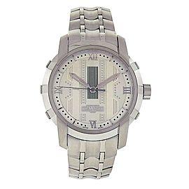 Dewitt Glorious Knight Stainless Steel Automatic Men's Watch FTV.HMS.002.S