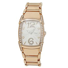 Parmigiani Fleurier Kalpa Donna 18k Rose Gold Ivory Ladies Watch PFC160-1020701