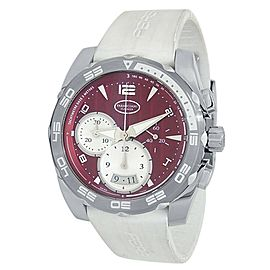 Parmigiani Fleurier Pershing Chronograph Red Men's Watch PFC528-0010900-X02402