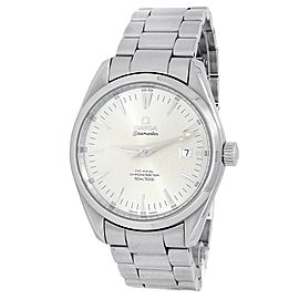 Omega Seamaster Aqua Terra Stainless Steel Auto Silver Men's Watch 2503.30.00