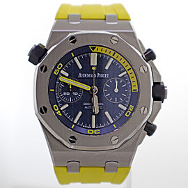 Audemars Piguet Royal Oak Offshore 26703ST.OO.A027CA.01 42mm Mens Watch