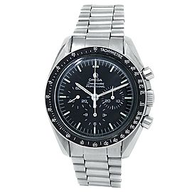 Omega Speedmaster Stainless Steel Automatic Black Men's Watch 3570.50.00