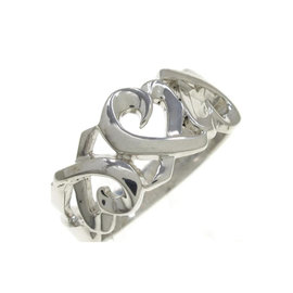 Tiffany & Co. Paloma Picasso Sterling Silver Ring Size 6