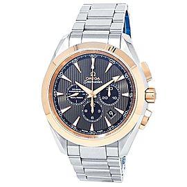 Omega Seamaster Aqua Terra Stainless Steel Grey Men's Watch 231.20.44.50.06.002