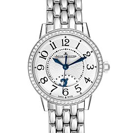 Jaeger Lecoultre Rendez-Vous Diamond Ladies Watch 346.8.56.S Q3468121