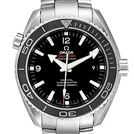 Omega Seamaster Planet Ocean 600M Mens Watch 232.30.46.21.01.001 Box Card