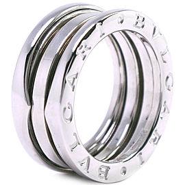 BVLGARI 18k white gold Bzero1 Ring NST-426