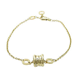 Bulgari Yellow Gold Element Bracelet