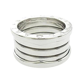 Bulgari B zero1 18K White Gold Band Ring