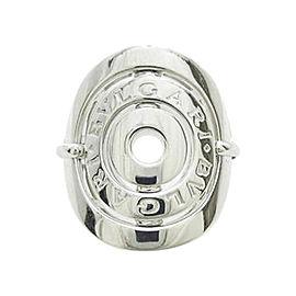 Bulgari 750 White Gold Astrale Cerchi Ring