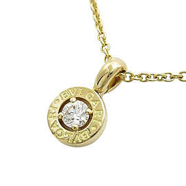 Bulgari 750 Yellow Gold Bulgari Necklace