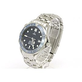Omega Seamaster Stainless Steel 41mm Watch
