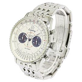 Breitling Navitimer 02 Stainless Steel Mens Watch
