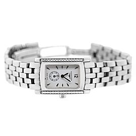 Longines DolceVita White Dial & Diamonds Women's Watch