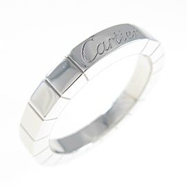 Cartier 18K White Gold Lanieres ring TkM-277