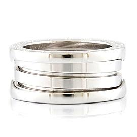 BVLGARI 18K white gold B-zero.1 B-zero One 3 Bundling Ring