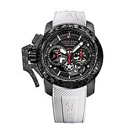 Graham Chronofigher Superlight 2CCBK.B25A.K102K 47mm Mens Watch