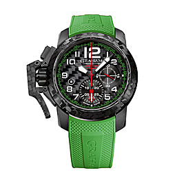 Graham Chronofigher Superlight 2CCBK.G06A.K127K 47mm Mens Watch
