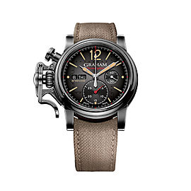 Graham Chronofighter Vintage Aircraft 2CVAV.B18A.T38T 44mm Mens Watch