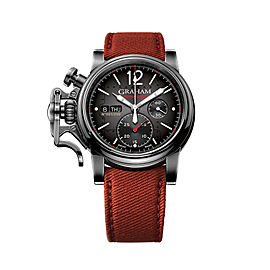 Graham Chronofighter Vintage Aircraft 2CVAV.B19A.T40T 44mm Mens Watch