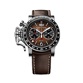 Graham Chronofighter Vintage Gmt 2CVBC.C01A.L126S 44mm Mens Watch