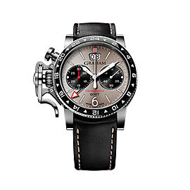 Graham Chronofighter Vintage Gmt 2CVBC.S07A.L156S 44mm Mens Watch