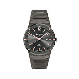 Ferragamo Grey 41mm SFDT01520