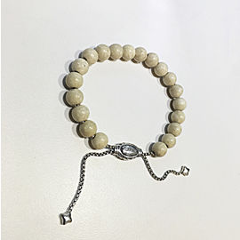 David Yurman Spiritual Bead Bracelet with River Stone