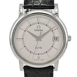OMEGA Deville Prestige 7842.31.01 Silver Dial Quartz Men's Watch