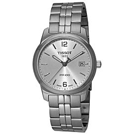 Tissot PR100 T049.410.11.037.00 Stainless Steel 38mm Mens Watch